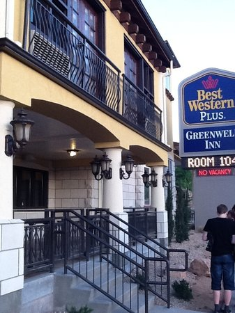‪BEST WESTERN PLUS Greenwell Inn‬