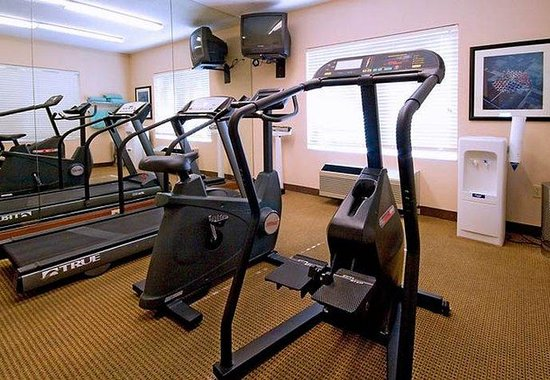 Fairfield Inn & Suites Boca Raton: Fitness Room