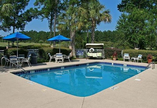 Bluffton, Caroline du Sud : Outdoor Pool