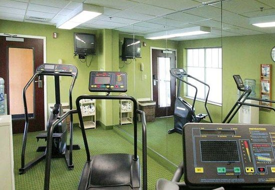 Bluffton, Carolina del Sur: Exercise Room