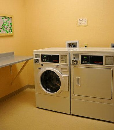 Fairfield Inn Spearfish: Guest Laundry