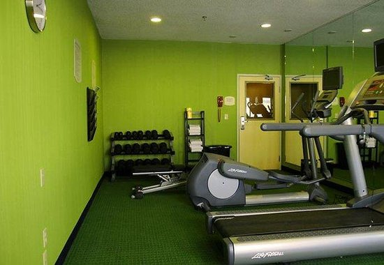 Fairfield Inn Spearfish: Fitness Center