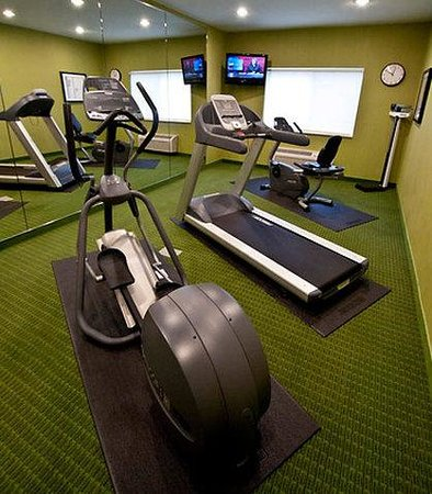 Stevens Point, WI: Fitness Room