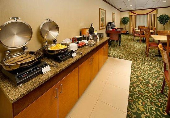 Germantown, Мэриленд: Complimentary Breakfast