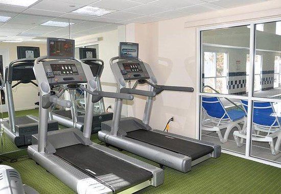 Fairfield Inn by Marriott Nashville at Opryland: Fitness Center