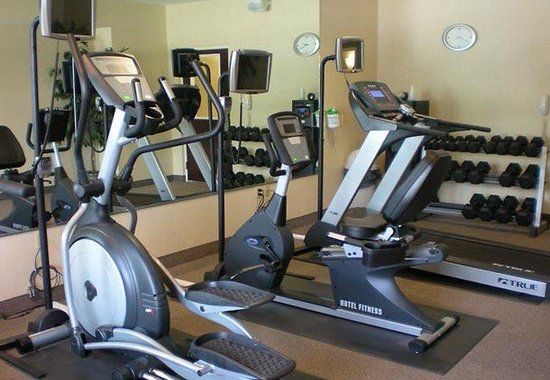 Chester, VA: Fitness Room