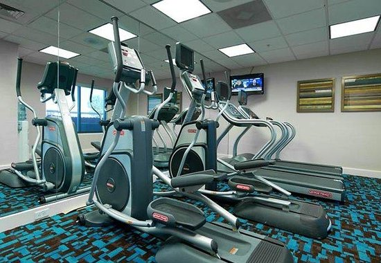 Lawton, OK: Fitness Center