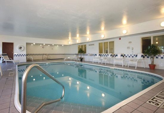 Bay City, MI: Indoor Pool & Spa