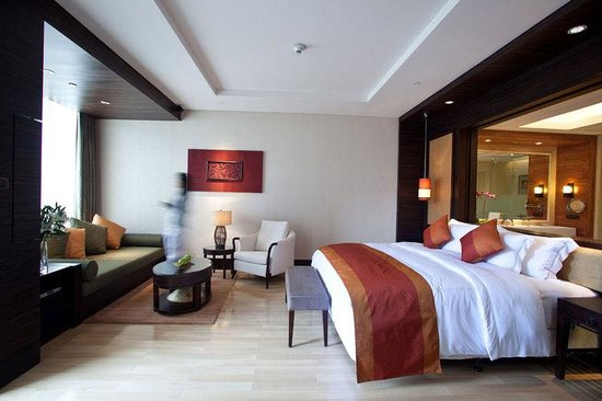 InterContinental Huizhou Resort: Club Floor Room