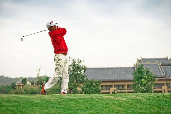 InterContinental Huizhou Resort: Golf Course