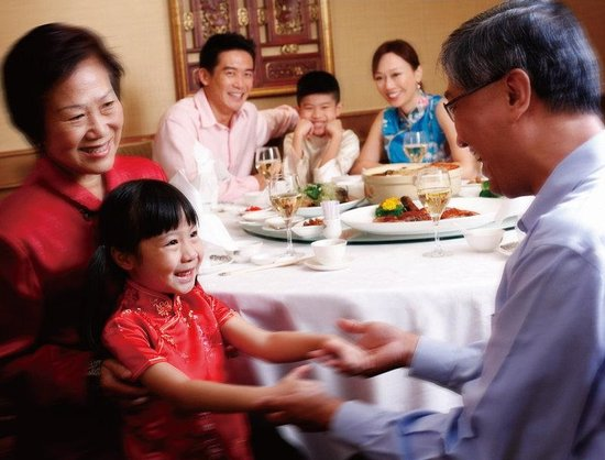 InterContinental Huizhou Resort: Family Dining