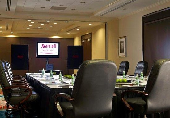 Greenbelt, MD: Boardroom