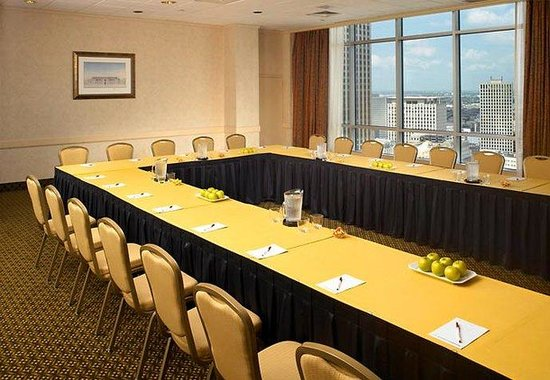 New Orleans Marriott: St. Charles Meeting Room