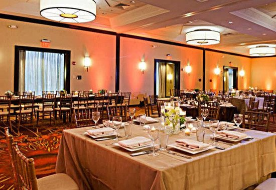 Crystal City Marriott at Reagan National Airport: Grand Ballroom - Social Event