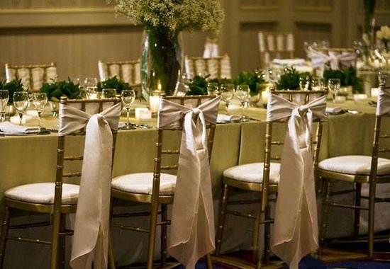 Marriott Crystal Gateway: Weddings & Social Events