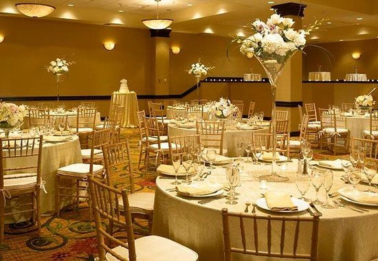 Detroit Marriott Troy: Mediterranean Room Wedding