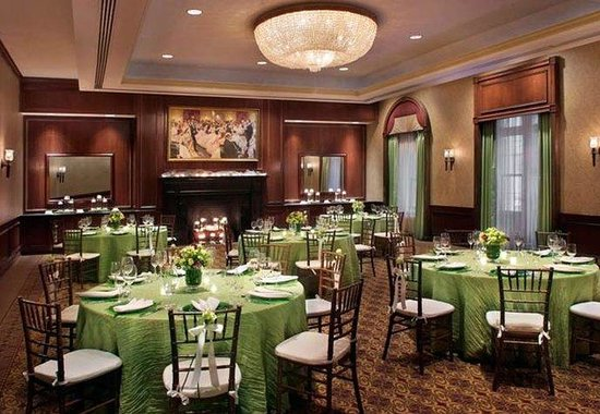 New York Marriott East Side: Social Events