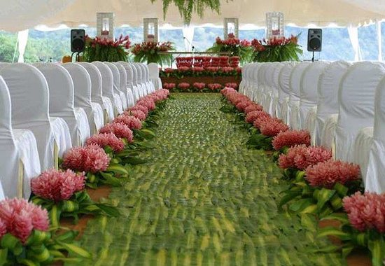 Los Suenos Marriott Ocean & Golf Resort: Oceanfront Wedding
