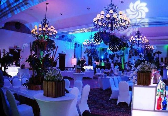 Los Suenos Marriott Ocean & Golf Resort: Herradura Ballroom Lounge Event