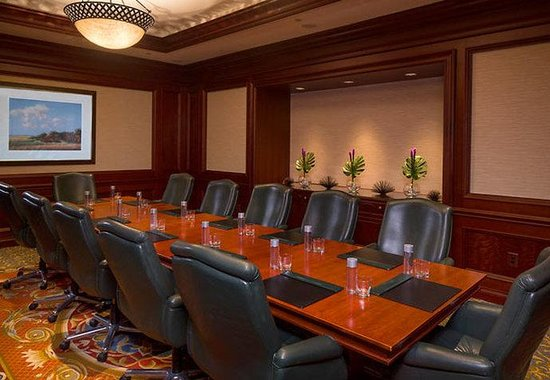 Tampa Marriott Waterside Hotel and Marina: Greco Boardroom