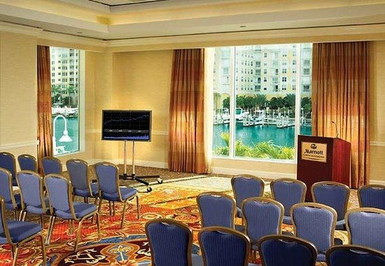 Tampa Marriott Waterside Hotel and Marina: Meeting Room