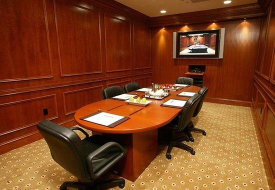 ‪‪JW Marriott Miami‬: Video Conference Private Room‬
