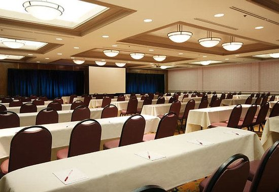 Santa Ynez Valley Marriott: Meeting Room