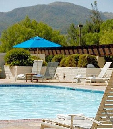 Santa Ynez Valley Marriott: Outdoor Pool