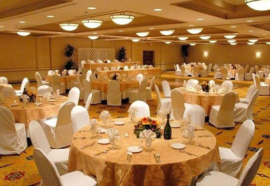 Santa Ynez Valley Marriott: Wedding Reception