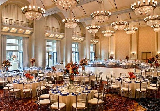 Philadelphia Marriott Downtown: Liberty Ballroom