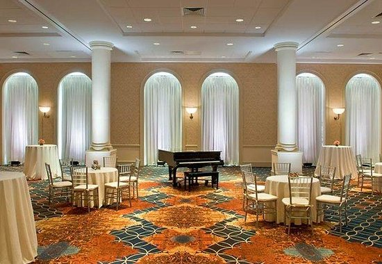 Philadelphia Marriott Downtown: Independence Ballroom