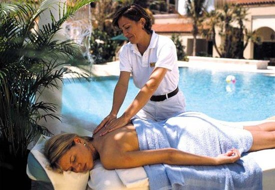 Delray Beach Marriott: Massage