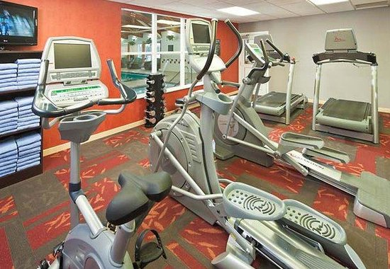 Residence Inn Anchorage Midtown: Fitness Center
