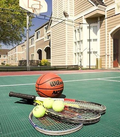 San Ramon, Kalifornien: Sport Court