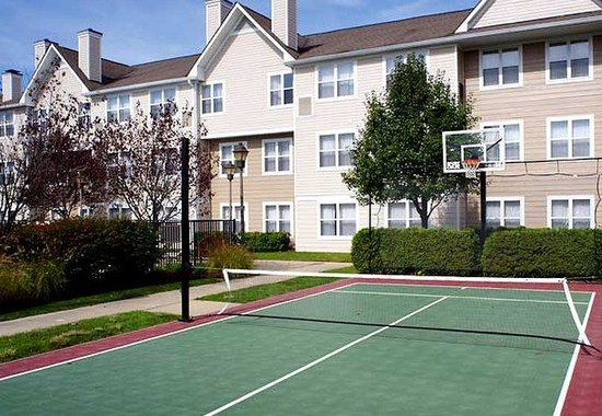 Charleston, Virginia Occidental: Sport Court