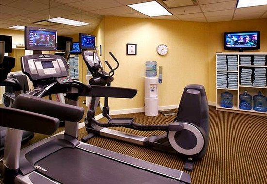 Charleston, Virginia Occidental: Fitness Center