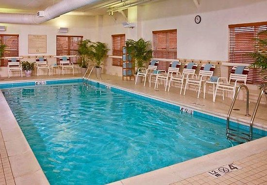 Residence Inn Alexandria Old Town/Duke Street: Indoor Pool