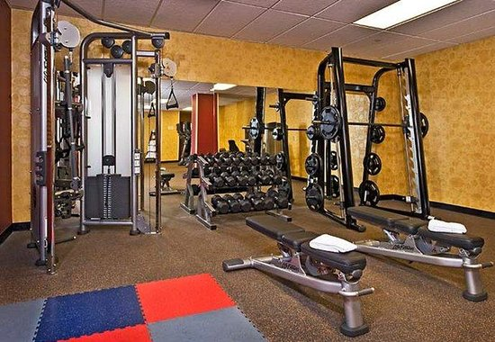 Residence Inn Alexandria Old Town/Duke Street: Fitness Center