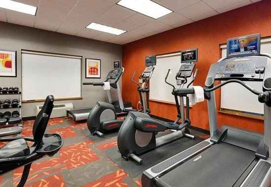 Residence Inn Chicago Naperville / Warrenville: Fitness Center