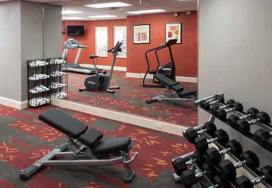 Rogers, AR: Fitness Center