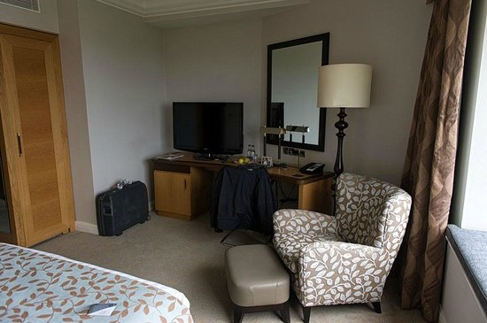 London Hilton on Park Lane: Room 2401