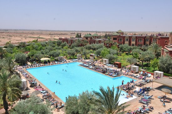 Photo of Eden Andalou Hotel Aquapark & Spa Marrakech