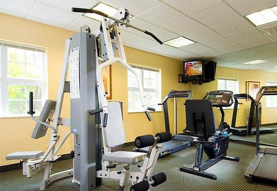 Danbury, CT: Fitness Center