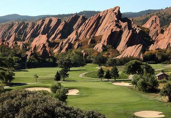 Lakewood, CO: Arrowhead Golf Course