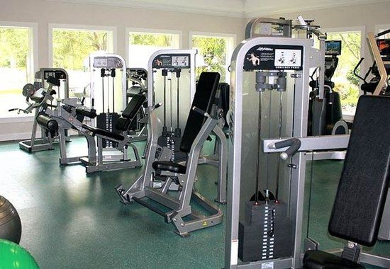 Marriott's Cypress Harbour: Fitness Center