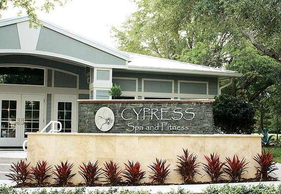 Marriott's Cypress Harbour: Cypress Spa