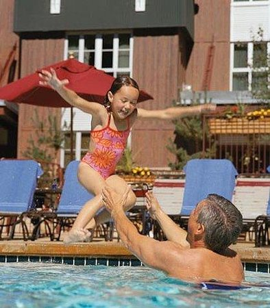 Marriott's MountainSide: Pool Fun