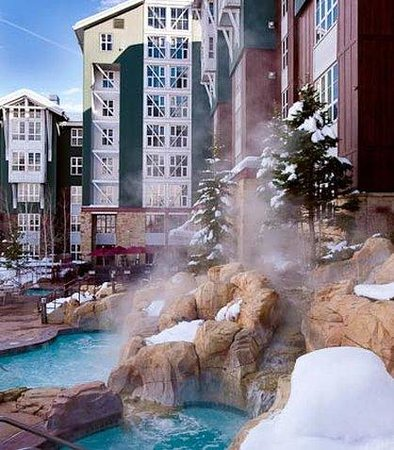 Marriott's MountainSide: Whirlpool Spa