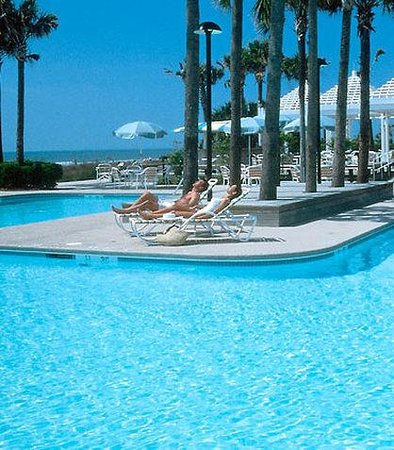 Marriott's Grande Ocean: Outdoor Pool