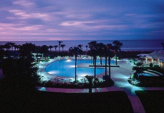 Marriott's Grande Ocean: Hilton Head Sunset